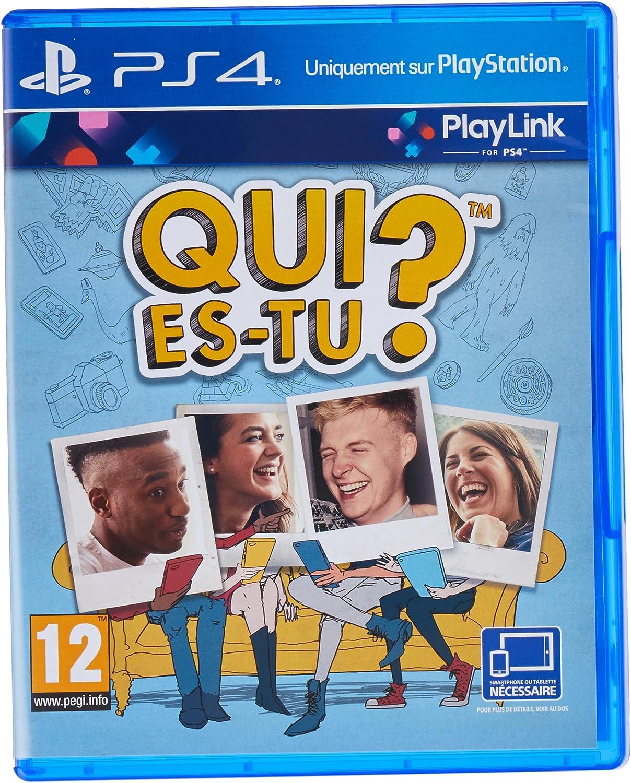 Pack Jeux PlayLink PS4: Qui es tu ? + Knowledge is Power + ...