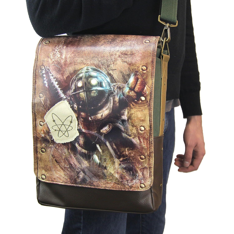 BioShock Big Daddy Bolsa De Mensajero: Amazon.es: Juguetes y ...