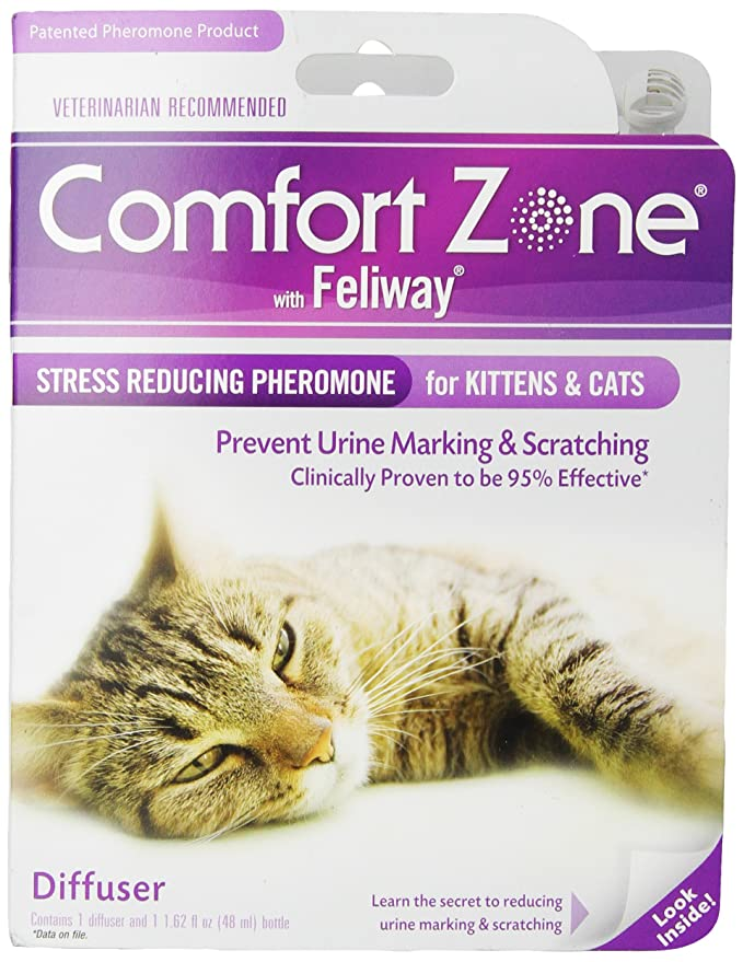 Zona de Confort con Feliway difusor para Gatos y único Recambio (descontinuado por Fabricante): Amazon.es: Productos para mascotas
