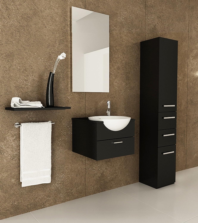 Amazon JWH Living Mira Single Bathroom Vanity Home & Kitchen