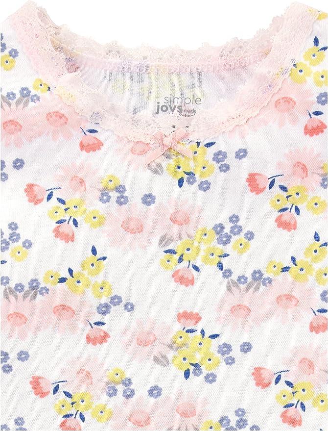 Simple Joys by Carters 6-Pack Sleeveless Bodysuit Unisex beb/é