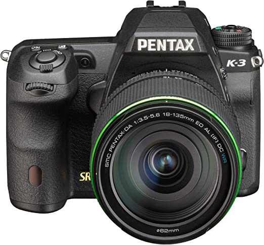 Pentax Pentax K-3 lens kit w/ 18-135mm WR product image 2