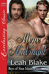 Mine at Midnight [Boys of Sinn Island 1] (Siren Publishing Everlasting Classic ManLove) Kindle Edition
