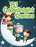 151 Goodnight Stories - Padded & Glitered Book