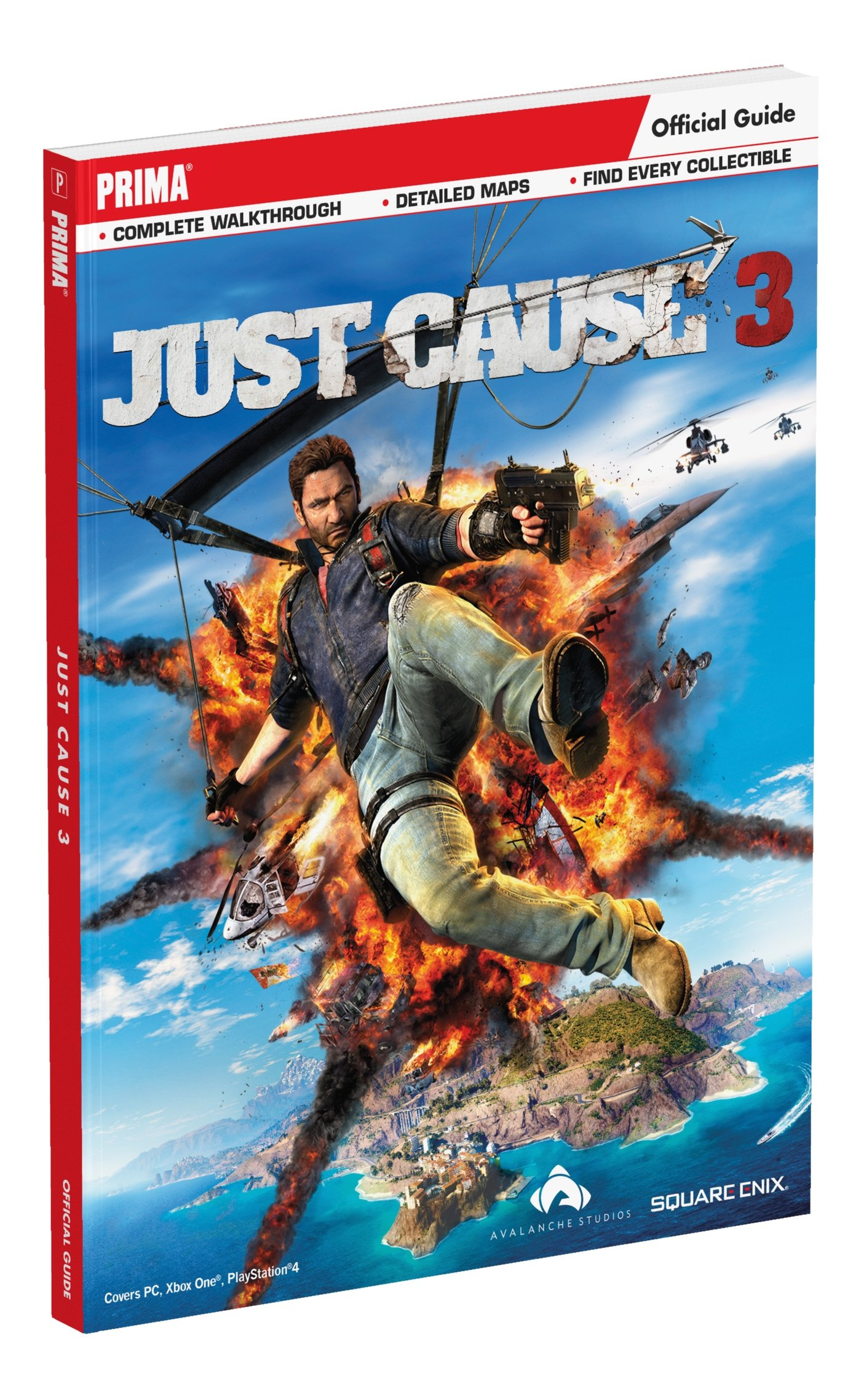 Just Cause 3 Standard Edition Guide: Amazon.es: Prima Games ...