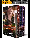 Highlander Fate Series: Books 1-3: Scottish Time Travel Romances