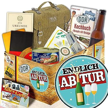 Endlich Abitur Nva Paket Abitur Geschenke Ddr Box