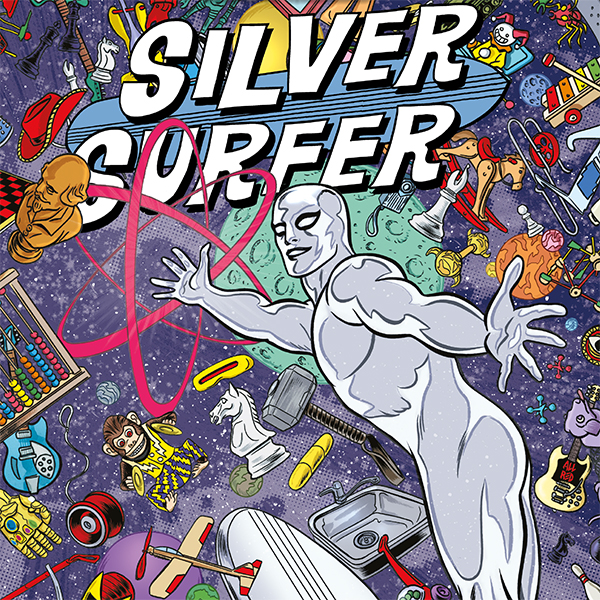 Silver Surfer (2016-) (Collections)