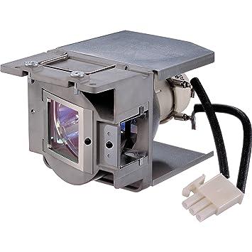 Clob de repuesto lámpara de proyector BENQ 5J.J6L05.001 para ...