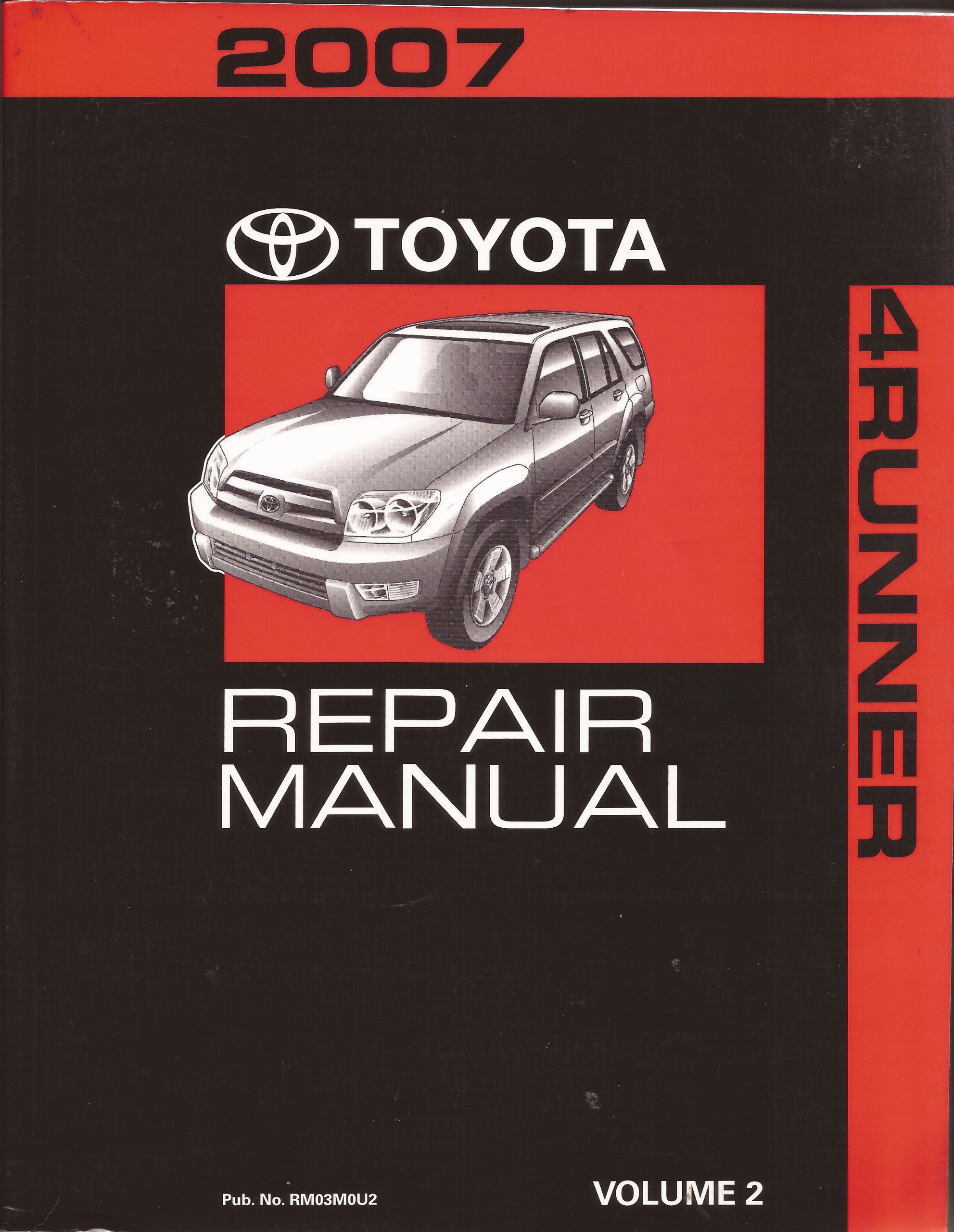 2007 4runner service manual basic instruction manual u2022 rh winwithwomen2012 com 2005 Toyota 4Runner Parts Diagram Toyota 4Runner Interior 2005