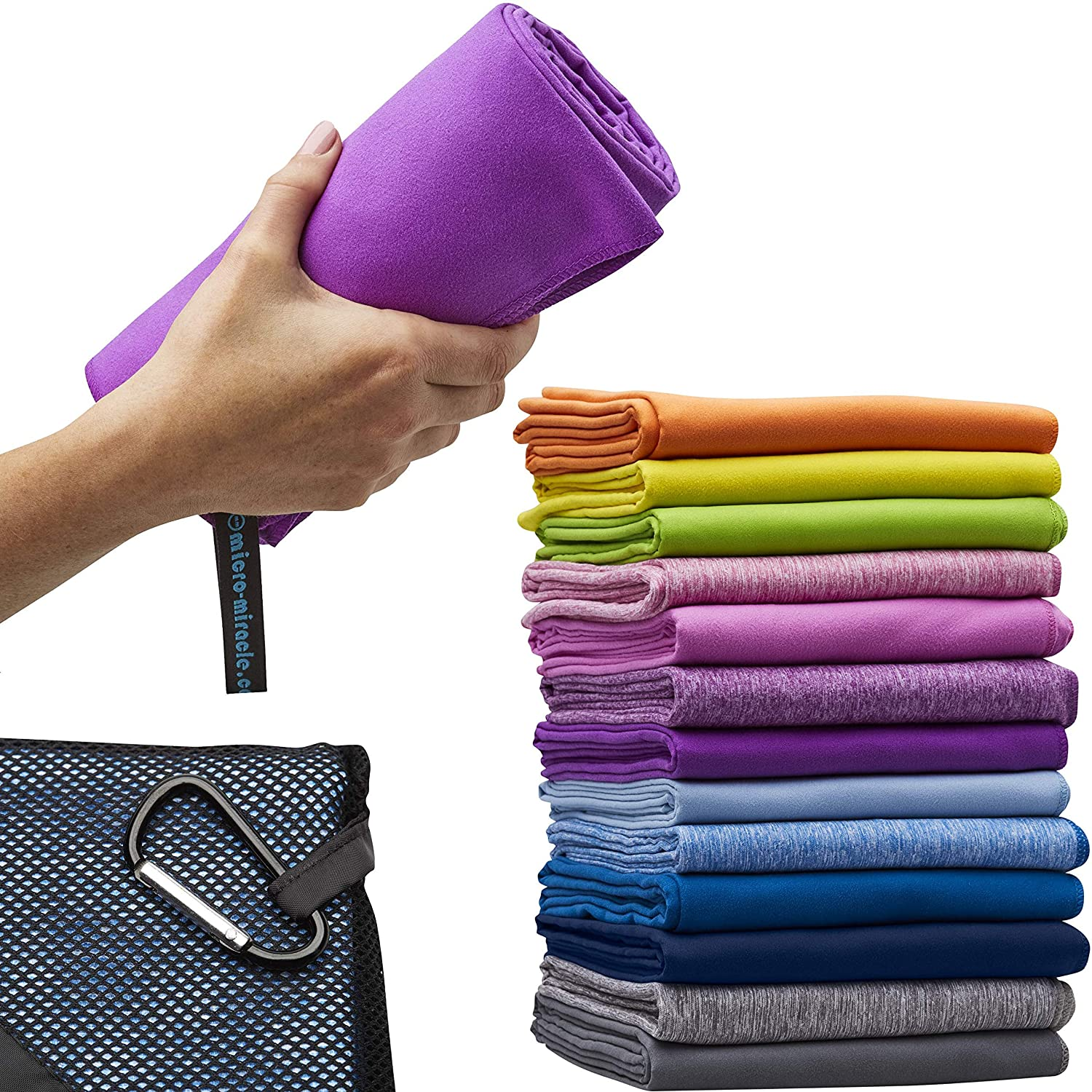 Micro Miracle - Soft Travel Towel