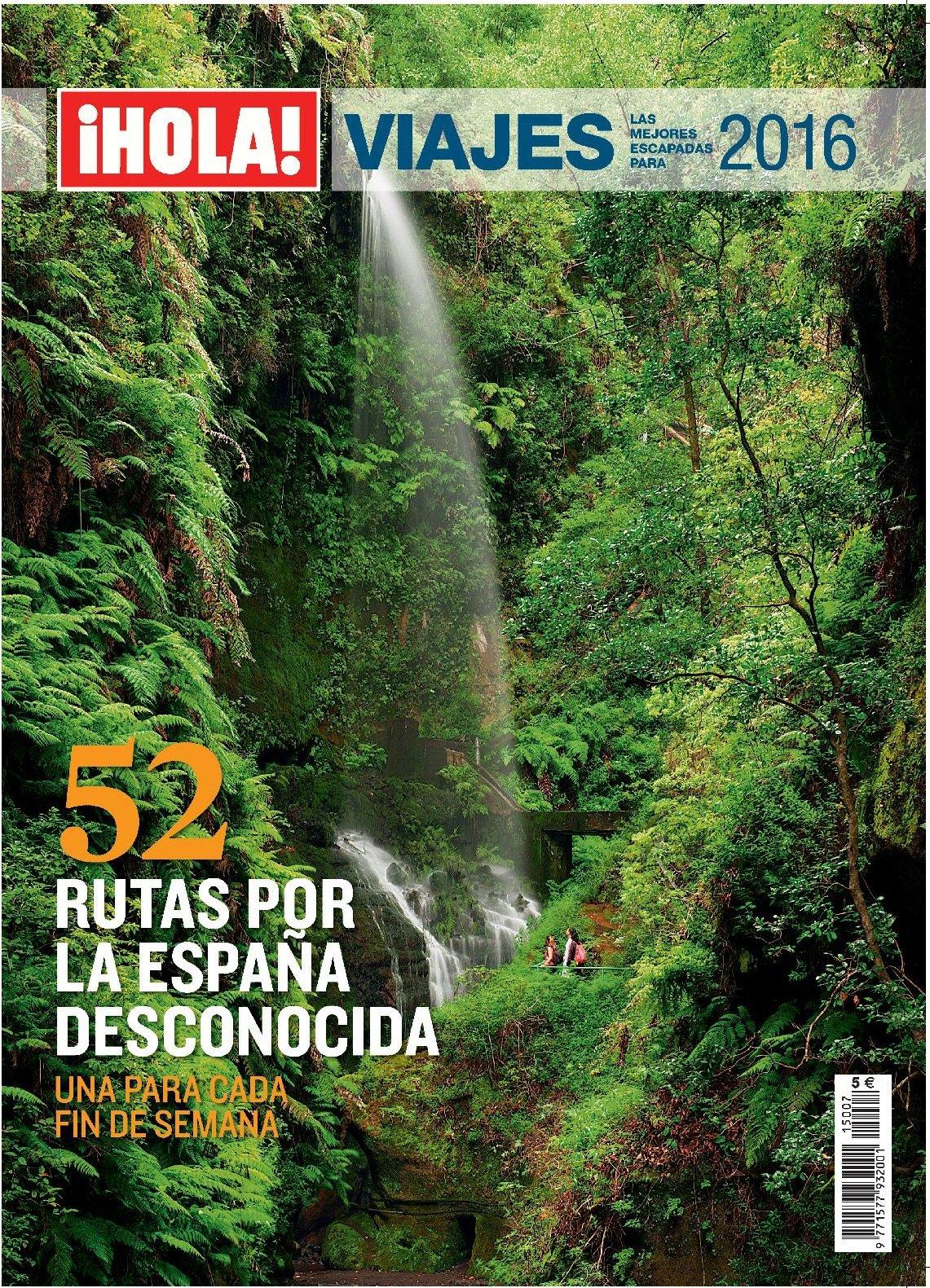 Hola! Viajes por España. 52 rutas por la España desconocida, una para fin de semana: Amazon.es: Grupo Hola, Grupo Hola: Libros