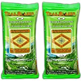 Trailblazer Biodegradable Bamboo Outdoor XL Wipes 30 Ct (2 Pack)