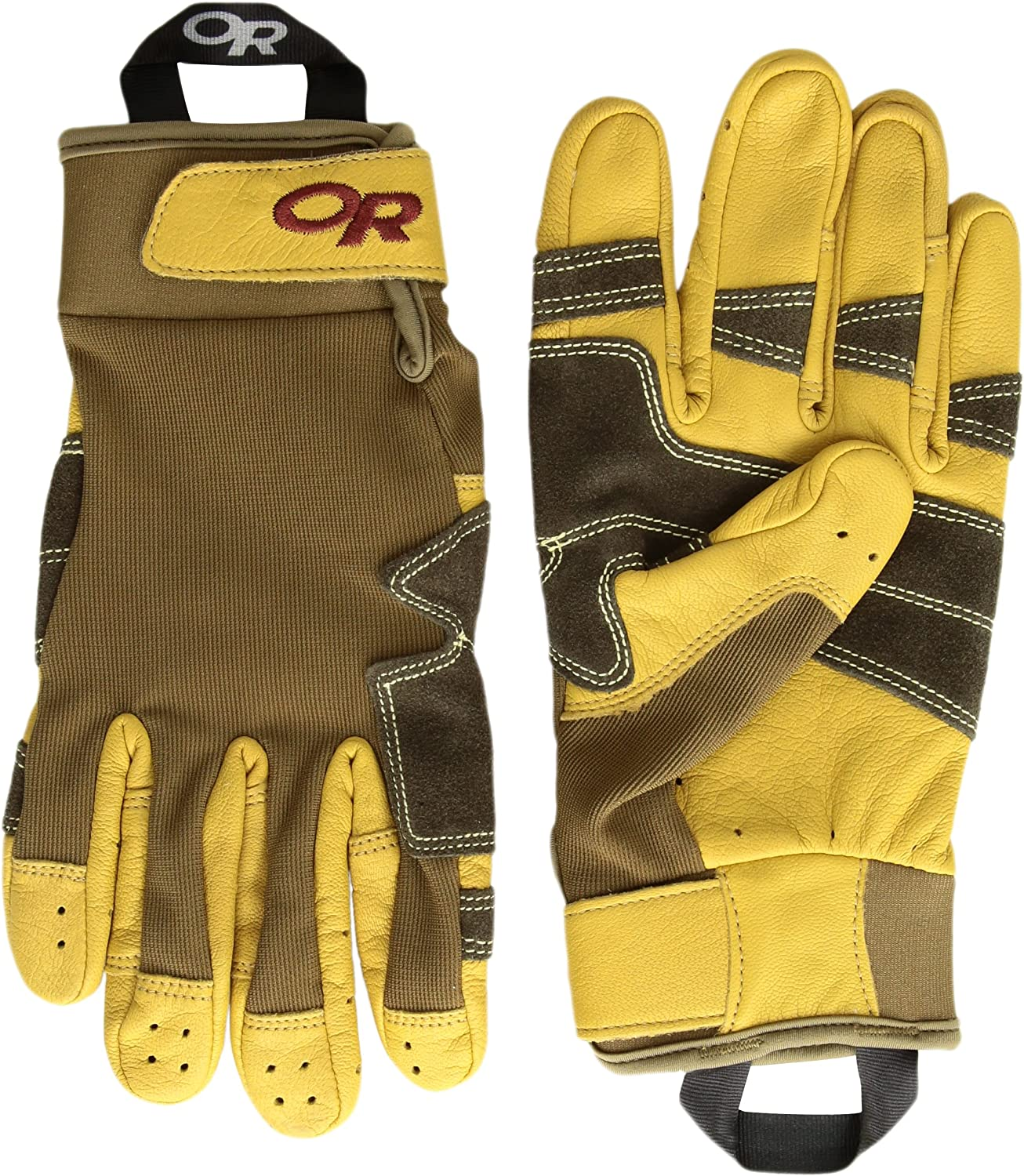 Low price Outdoor Research Direct Route Natural Max 49% OFF X-Small Gloves Earth