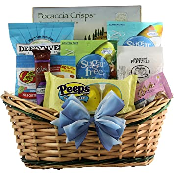 Amazon greatarrivals happy easter gourmet sugar free gift greatarrivals happy easter gourmet sugar free gift basket 3 pound negle Choice Image