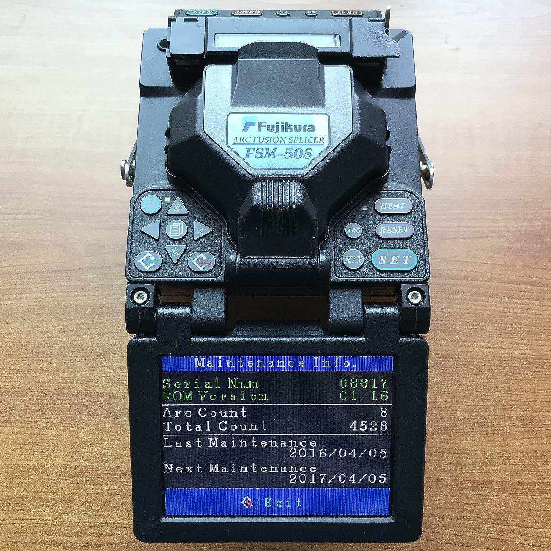 FSM-90S Fujikura Fusion Splicer  **USA Model**