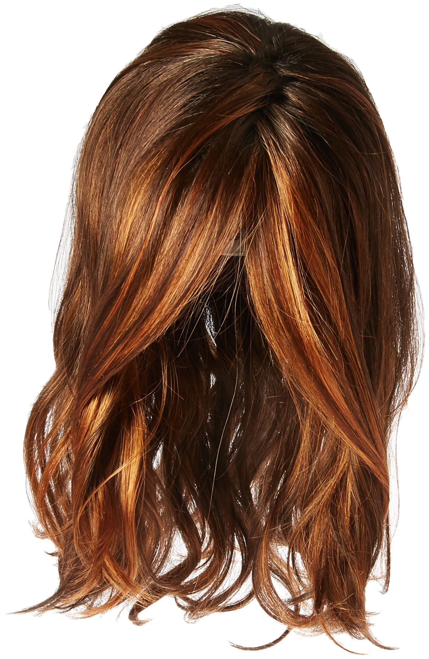 Hairdo Love Love Love Long Full Length Straight Hair With Soft Natural Wave Highlights, ss30/28 ss Spice by Hairuwear