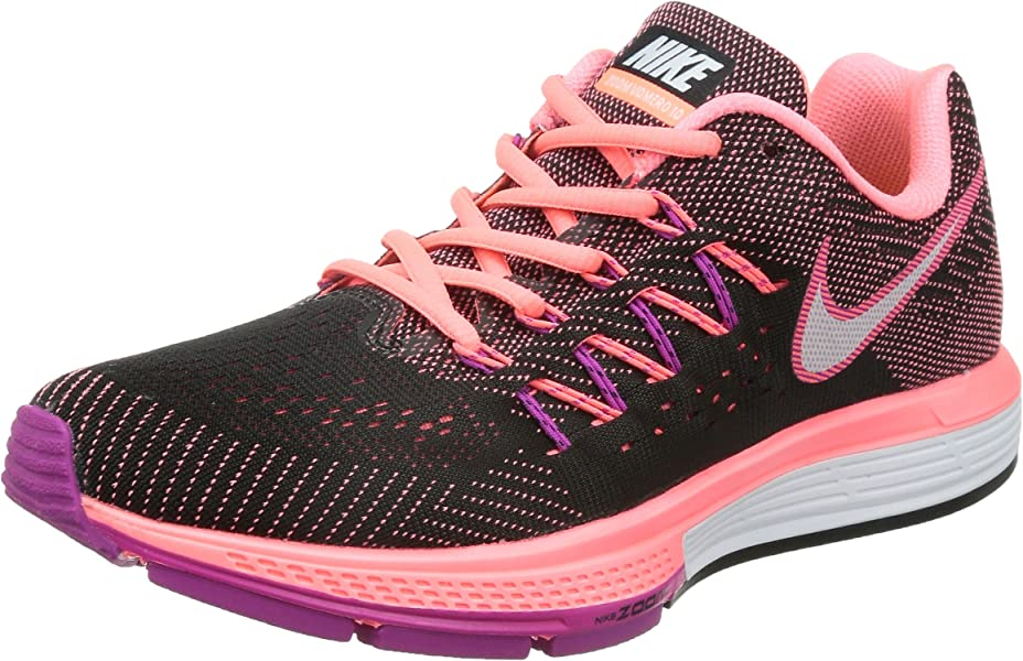 sports shoes 54e19 731f1 Nike - Wmns Nike Air Zoom Vomero 10, Sneakers da donna, Lava Glow