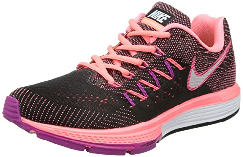 buy popular d4806 5a93b Nike Womens WMNS AIR Zoom Vomero 10 Running Shoe Black Size ...