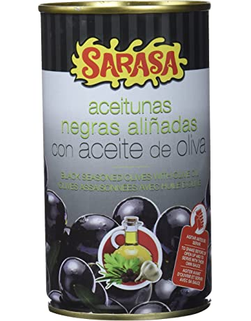 Amazon.es: Aceitunas - Olivas, encurtidos y condimentos ...