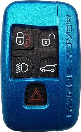 Land Rover ABS lacado para Auto de llave Key Cover Case Funda para Evoque velar Discovery Sport Range Rover CK