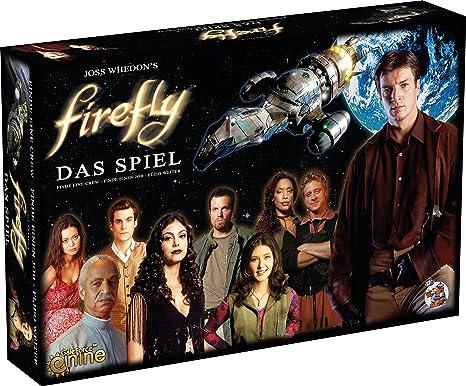 Heidelberger HE559 - Firefly - El Juego - Versión Deluxe: Amazon.es: Juguetes y juegos