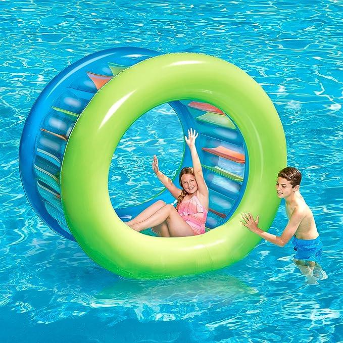 Amazon.com: Piscina inflable flotador. Esta cool BIG Blow Up ...