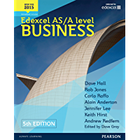 Edexcel AS/A level Business 5th edition Student Book (English Edition)