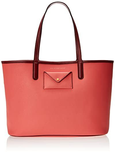Marc by Marc Jacobs Women s Metropolitote Colorblocked Tote 48, Rose Bush,  One Size ff012bbc0613