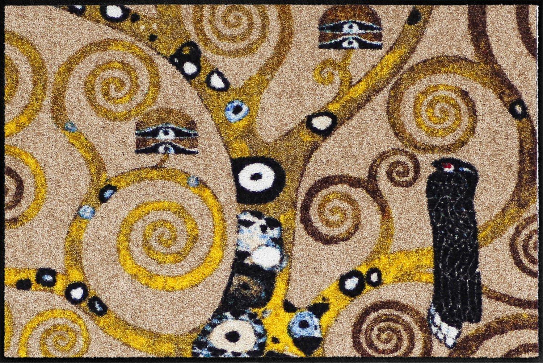 Salonloewe Fußmatte DER LEBENSBAUM 75x190 cm - (SLD1316 75X190)