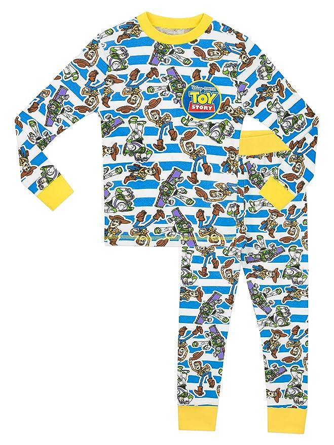 Disney Toy Story - Pijama para Niños - Toy Story - Ajuste Ceñido - 18 - 24 Años: Amazon.es: Ropa y accesorios