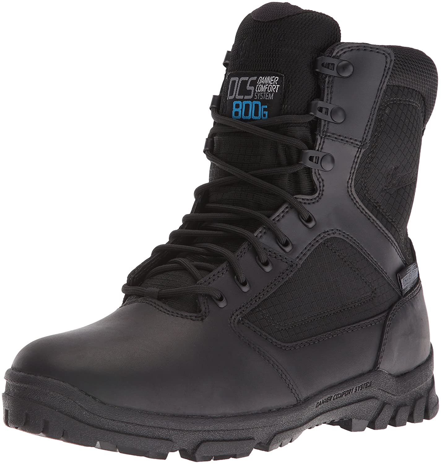 "Danner Men's Lookout 8""800G Military and Tactical Boot"