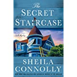 The Secret Staircase: A Mystery (Victorian Village Mysteries Book 3)