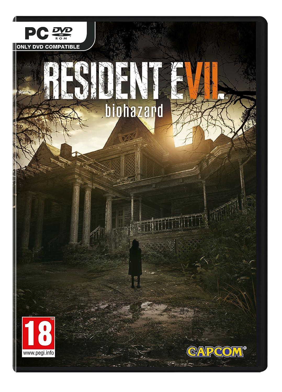 Resident Evil 7: Biohazard + Konix Ragnarok - Auriculares con micrófono para juegos, color negro: Amazon.es: Videojuegos