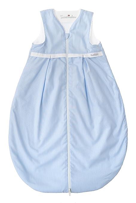 tavolinchen – Saco de dormir para bebé batista Saco de dormir boluda rayas Niños Saco de