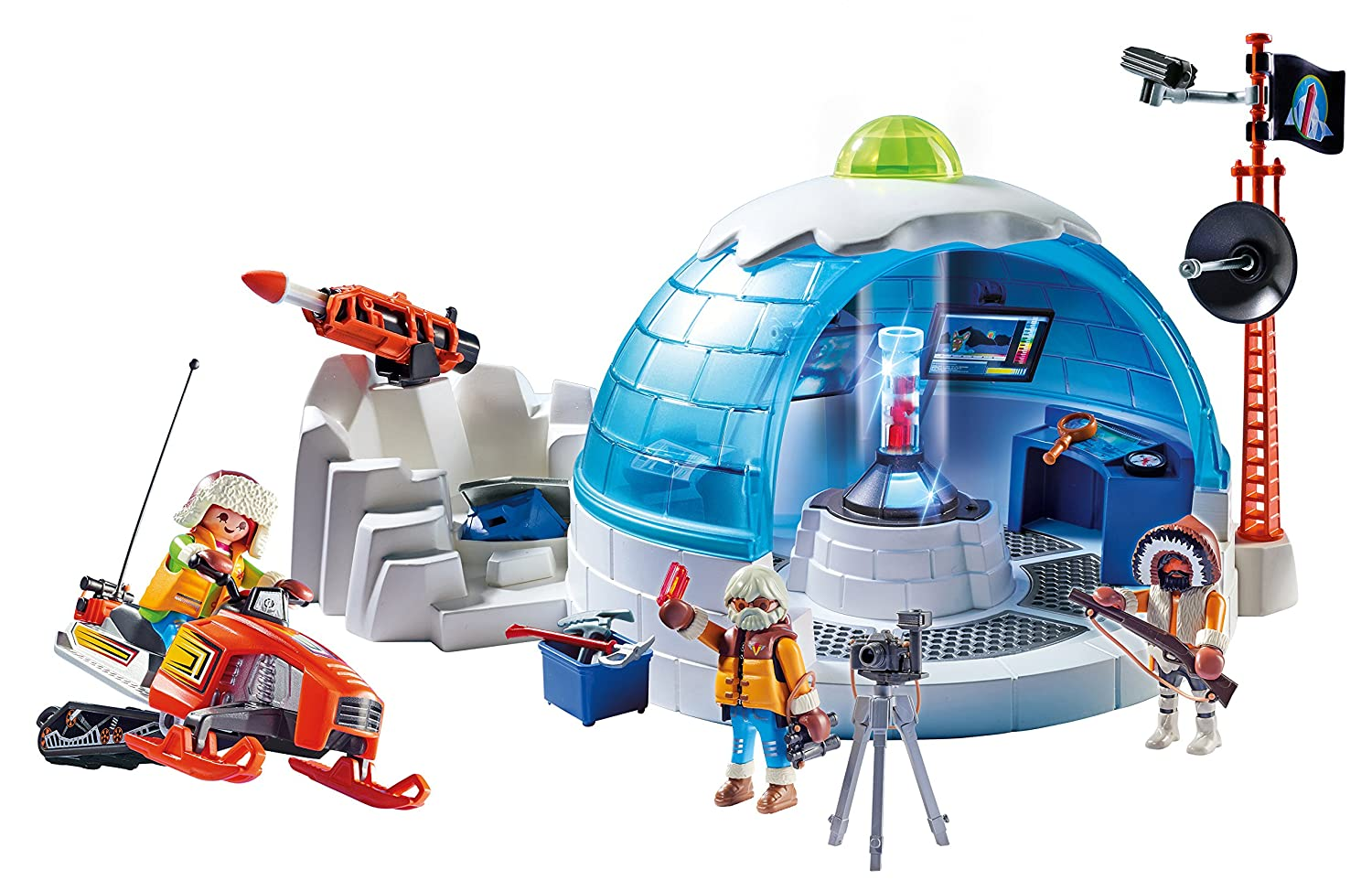 Playmobil Arctic Expedition He...