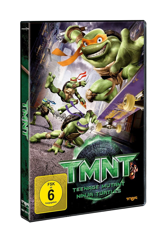 TMNT - Teenage Mutant Ninja Turtles [Alemania] [DVD]: Amazon ...
