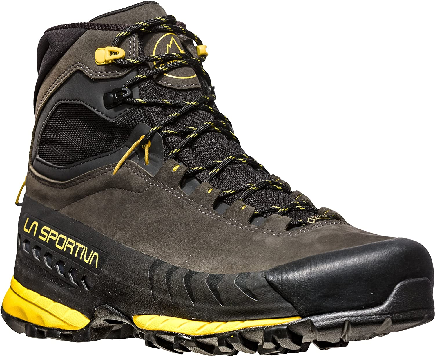 La Sportiva Finale Cat Feet – For Men B07BJMB4SX 47.5,Lycan Black/Tropic Blue Talla: 47.5