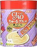 チャオ (CIAO) CIAOちゅーる グルメ まぐろバラエティ 14g×60本