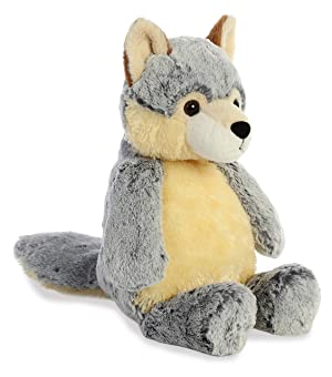 Aurora 13 Wryly Wolf (Color: Grey, Tamaño: 13 inches)