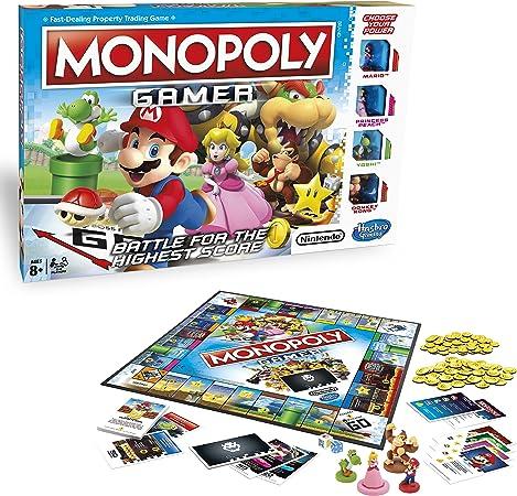 Juego Monopoly de Hasbro: Hasbro: Amazon.es: Juguetes y juegos