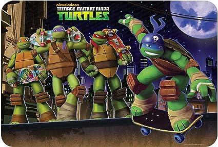 Amazon.com: teenage mutant ninja turtles mesa mantel ...
