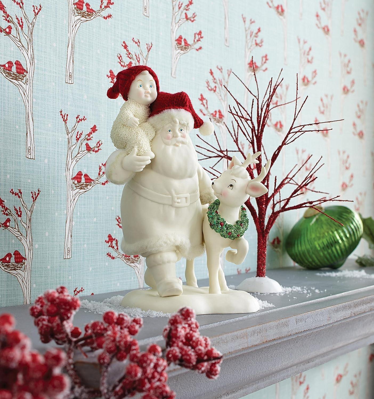 Snowbabies Classic – Playdate With Santa Snowbaby Figurine