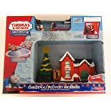 Fisher-Price Thomas & Friends TrackMaster Christmas Delivery on Sodor