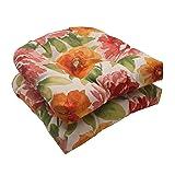 Pillow Perfect Outdoor Primro Wicker Seat