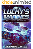 Lucky's Marines: Book 1-4 Complete Mission Pack
