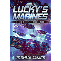Lucky's Marines: Book 1-4 Complete Mission Pack (English Edition)
