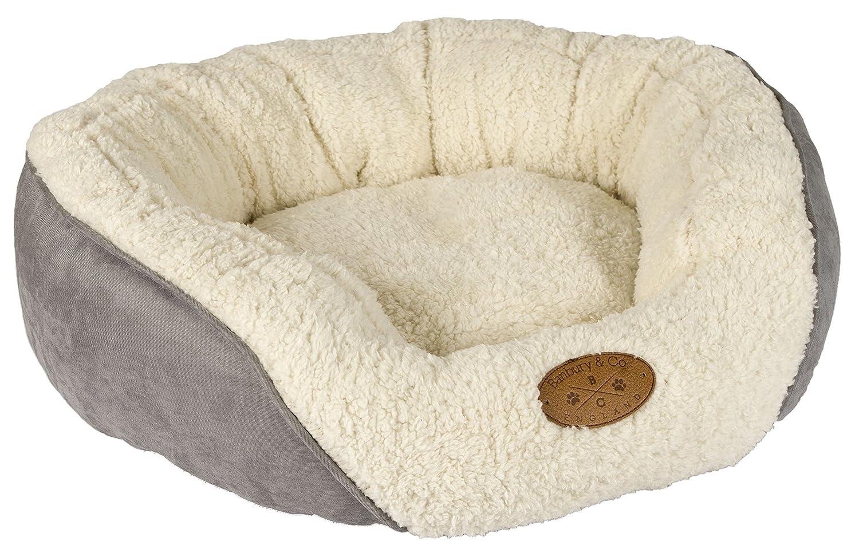 Banbury & Co Luxus-Hundebett / -Katzenbett, klein: Amazon.de: Haustier