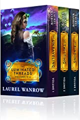 The Luminated Threads Volumes 1-3: A Steampunk Fantasy Romance Trilogy Box Set