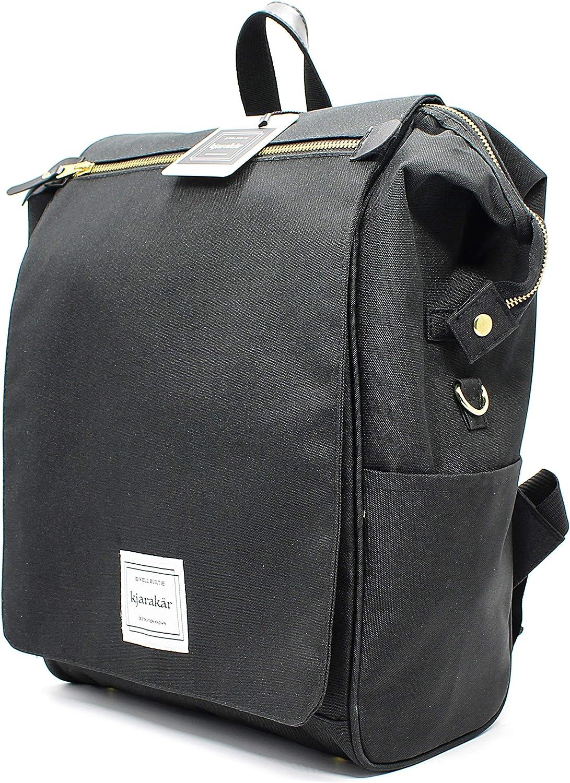 KJARAKÄR Backpack - Commuters, Travelers, Women, Kids, or School!